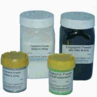 fingerprint-powder